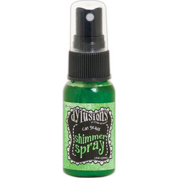 Dylusions Shimmer Spray -suihke, sävy Cut Grass