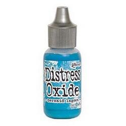 Distress Oxide täyttöpullo, sävy mermaid lagoon