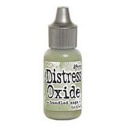 Distress Oxide täyttöpullo, sävy bundled sage