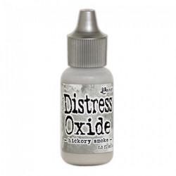 Distress Oxide täyttöpullo, sävy hickory smoke