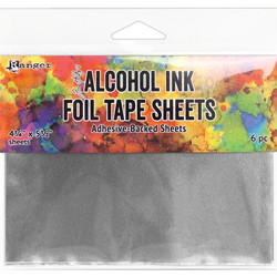 Tim Holtz Alcohol Ink Foil Tape -arkit
