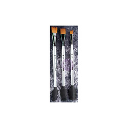 Finnabair Art Basics Texture Brushes 1 sivellinsetti