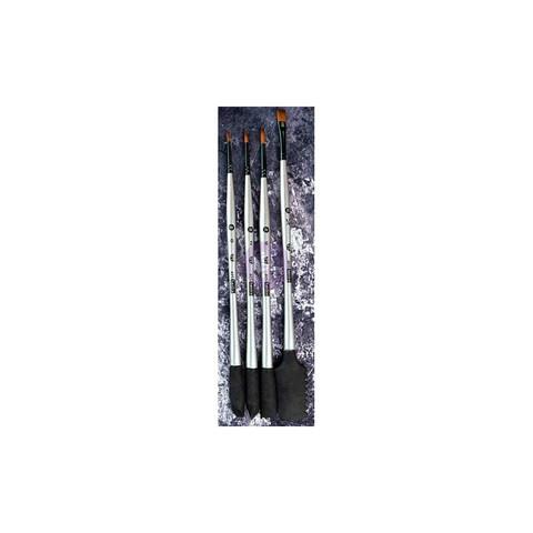 Finnabair Art Basics Texture Brushes 2 sivellinsetti