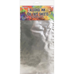 Tim Holtz Alcohol Ink Foil Tape -arkit, 6
