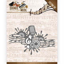 Amy Design Sound of Music stanssi Music Border