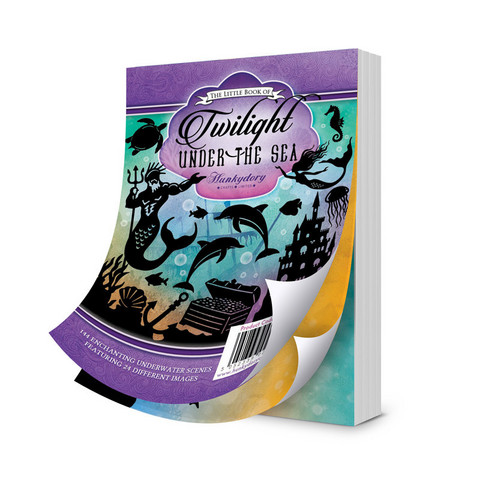 Hunkydory The Little Book of Twilight Under the Sea -korttikuvat