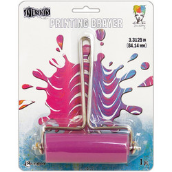 Dylusions Gel Press -tela, medium