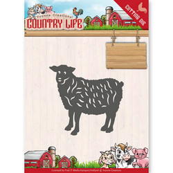 Yvonne Creations Country Life stanssi Sheep