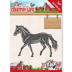 Yvonne Creations Country Life stanssi Horse