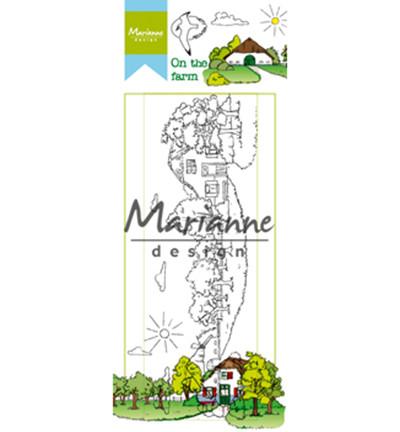 Marianne Design Hetty's on the farm -leimasinsetti
