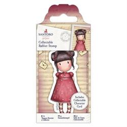 Gorjuss Mini leimasin 54 Sweetheart