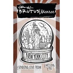 Brutus Monroe leimasisetti New York