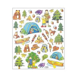 Sticker King tarrat Camping Trip