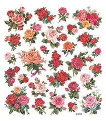 Sticker King tarrat Classic Roses