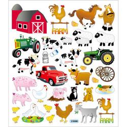 Sticker King tarrat The Farm
