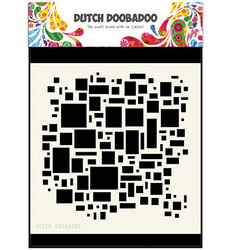 Dutch Doobadoo Blocks -maski