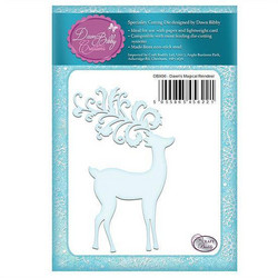 Dawn Bibby stanssi Magical Reindeer