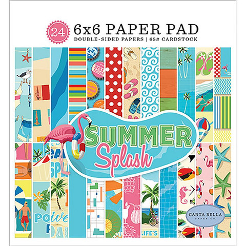 Carta Bella paperikko Summer Splash
