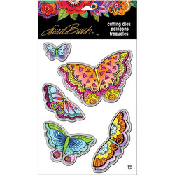 Stampendous Laurel Burch stanssisetti Imagine Butterflies