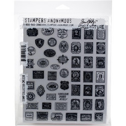 Stampers Anonymous, Tim Holtz leimasinsetti Stamp Collector