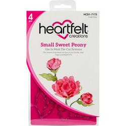 Heartfelt Creations Small Sweet Peony -stanssisetti
