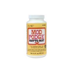 Mod Podge -liimalakka, 473 ml, matta