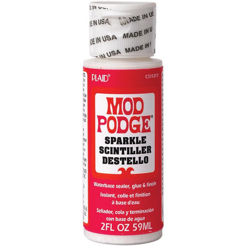 Mod Podge Sparkle -kimalleliimalakka, 59 ml