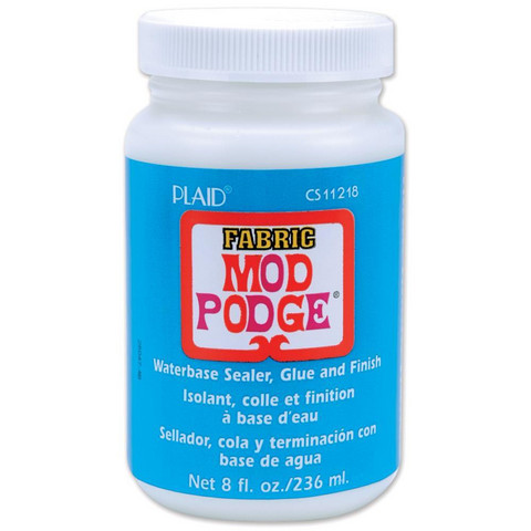 Mod Podge Fabric -kangasliimalakka, 236 ml