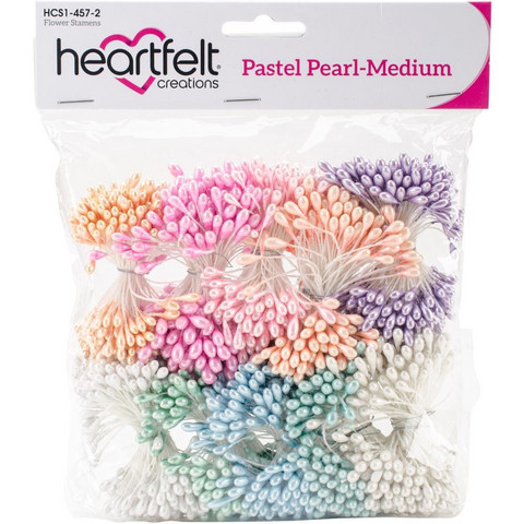 Heartfelt Creations heteet Pastel Pearl, medium
