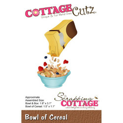 CottageCutz Bowl of Cereal -stanssi