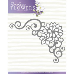 Precious Marieke Timeless Flowers stanssi Dahlia Corner