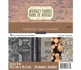Recollections paperipakkaus Whiskey Barrel