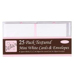 Anita's korttipohjat ja kirjekuoret, 4