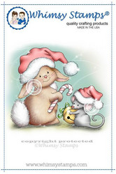 Whimsy Stamps 2 Christmas Tales -leimasin