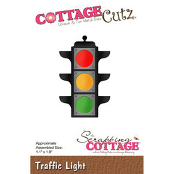 CottageCutz stanssi Traffic Light