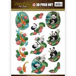 Amy Design Oriental 3D-kuvat, Animals. Valmiiksi leikatut