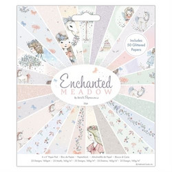 Papermania paperipakkaus Enchanted Meadow