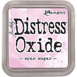 Distress Oxide -mustetyyny, sävy spun sugar