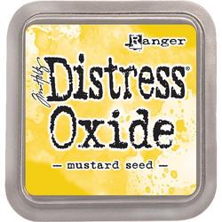 Distress Oxide -mustetyyny, sävy mustard seed