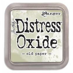 Distress Oxide -mustetyyny, sävy old paper