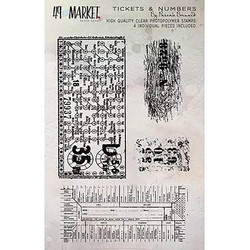 49 and Market leimasinsetti Pascale's Tickets & Numbers