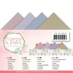 Precious Marieke kartonkipakkaus Flowers In Pastel