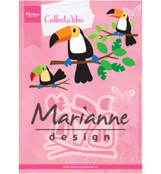 Marianne Design Eline's Toucan -stanssisetti