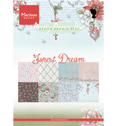 Marianne Design Forest Dream -paperikko