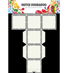 Dutch Doobadoo Box Straw Dispencer -sapluuna, pilliannostelija