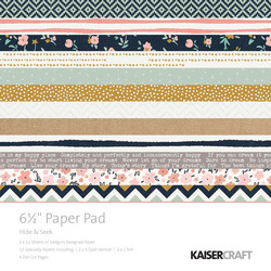 Kaisercraft paperikko Hide & Seek
