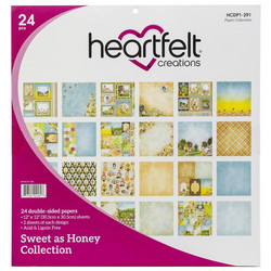Heartfelt Creations Paperipakkaus Sweet As Honey Collection