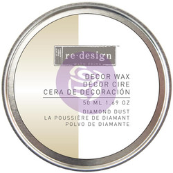 Prima Re-Design Wax Paste, sävy Diamond (White Gold)