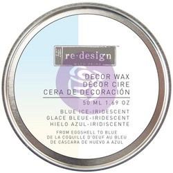 Prima Re-Design Wax Paste, sävy Blue Iridescent