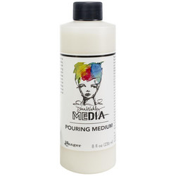 Dina Wakley Media Pouring Medium, 236 ml